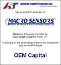 American Sensor Technologies