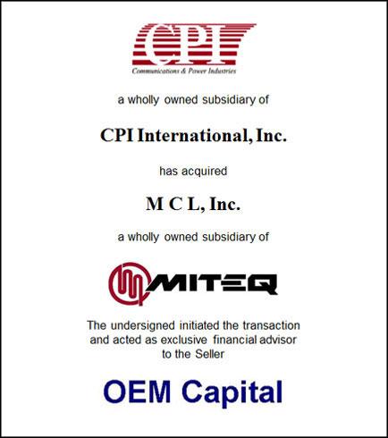 M C L, Inc
