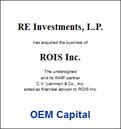 ROIS, Inc.