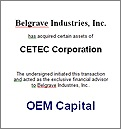 Belgrave Industries, Inc.