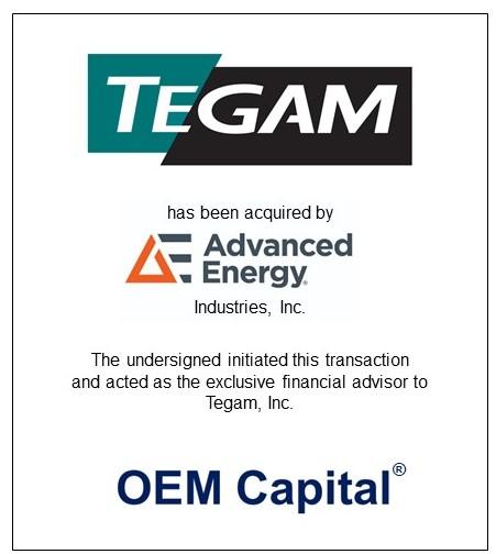 Tegam, Inc.