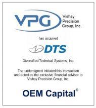 Vishay Precision Group, Inc.